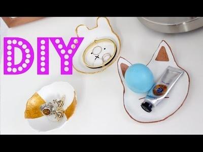Süße DIY Schmuckschälchen | funnypilgrim
