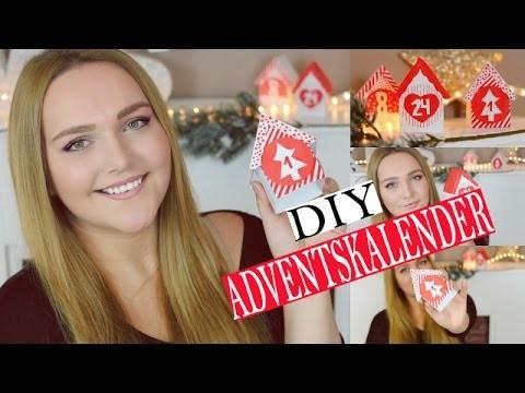 DIY Adventskalender selber machen | LAST MINUTE Adventskalender selber basteln + HACKS 2015