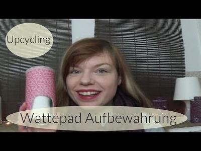 DIY Aufbewahrung für Wattepads I DIY ROOM DECOR I GÜNSTIG & EINFACH