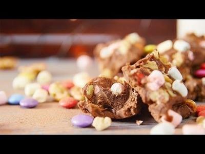 DIY Bounty Pralinen I Schokolade selber machen!
