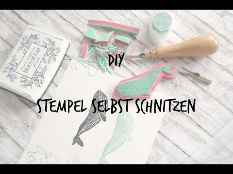 DIY - Stempel selber machen (german.deutsch)
