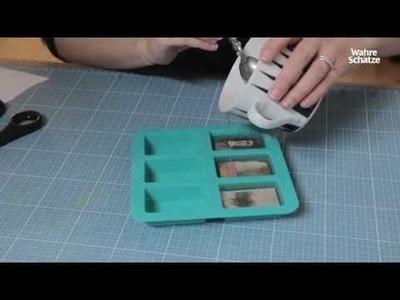 Garnier Wahre Schätze DIY: individuelle Seife selber machen - so geht's