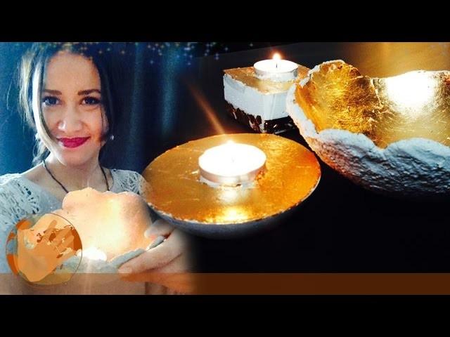 DIY Kerzenhalter als Geschenkidee + 2 große Verlosungen - MiX-Mas Adventskalender - Türchen 14
