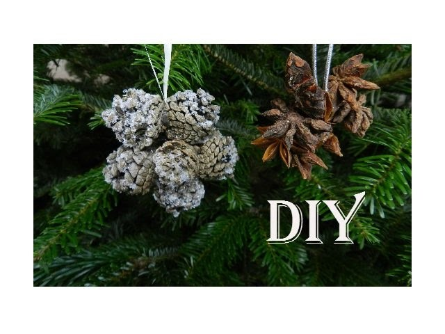 DIY: Weihnachtsdeko. Tree Decoration