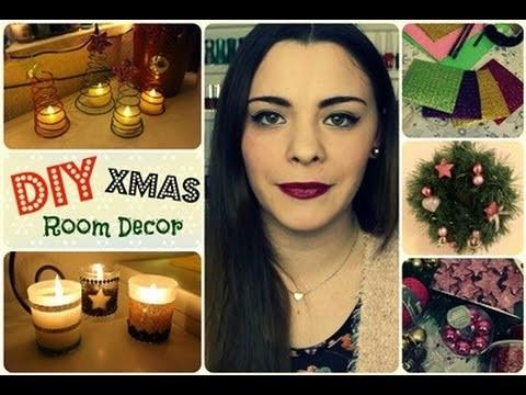 DIY Xmas Room Decor mit Julia Beautx |by Msfashionandcreative