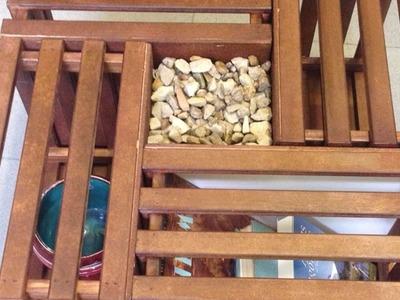 Make an Elegant Fruit Crate Table (Español) - DIY Home - Guidecentral
