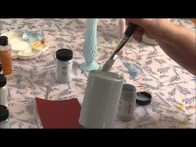 [ DIY ] Dekorieren mit Chalky Farben