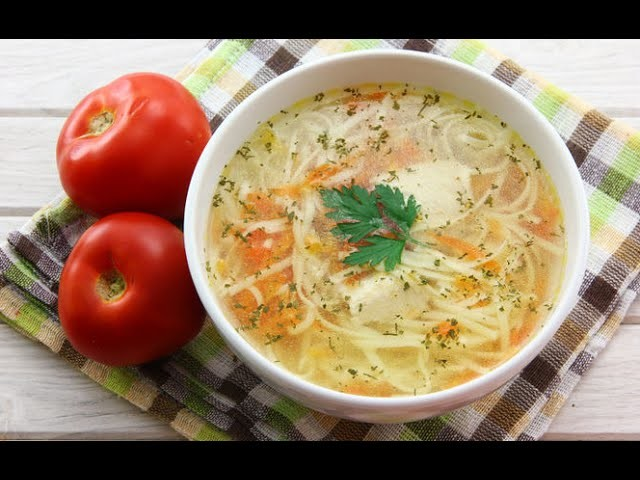 How To Make Chicken Soup | Chicken Coup Recipe