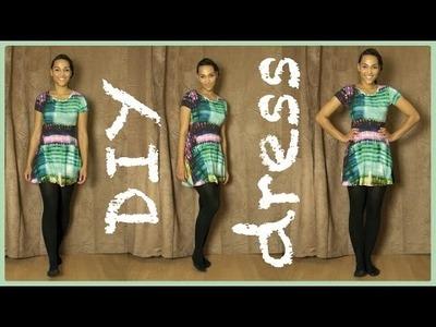 [DIY] Jerseykleid nähen
