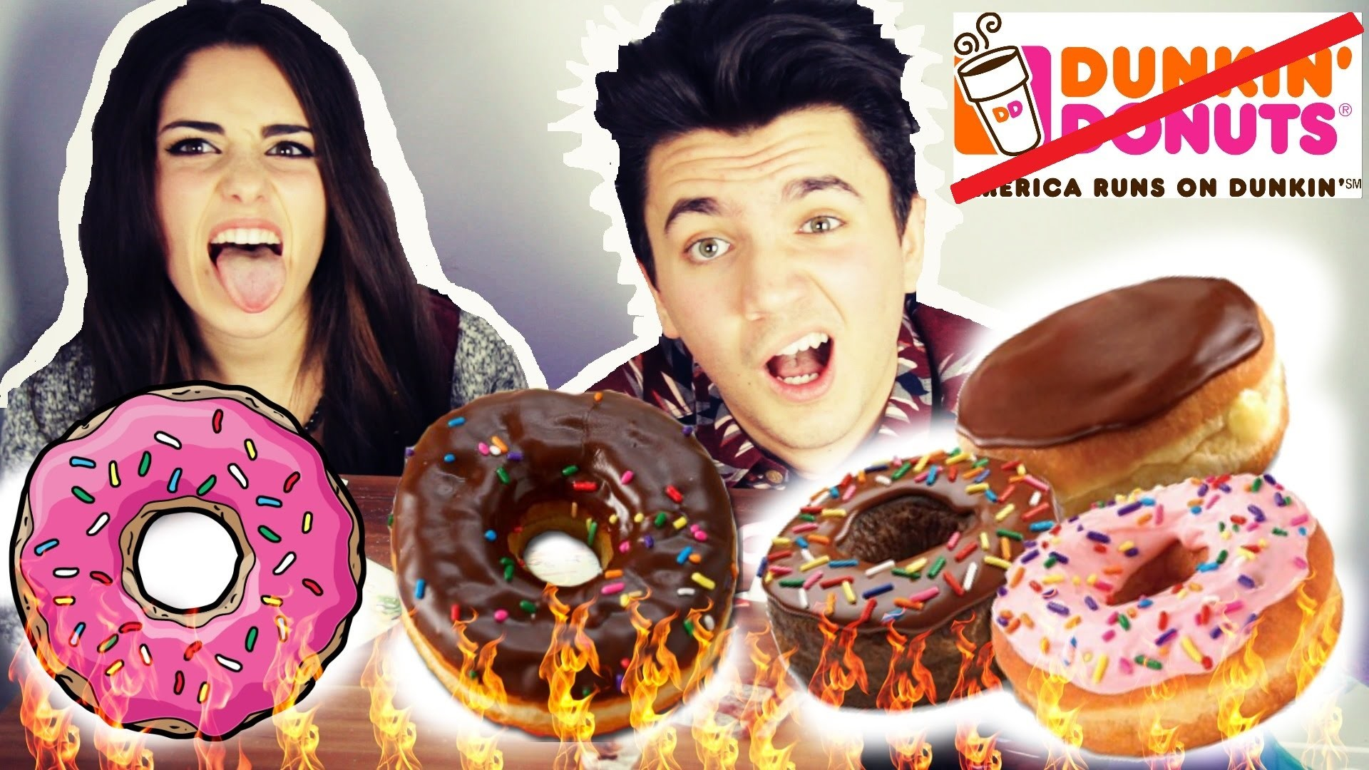 DONUTS aus JAPAN?! | DIY FAIL | mit Hristo + OUTTAKES
