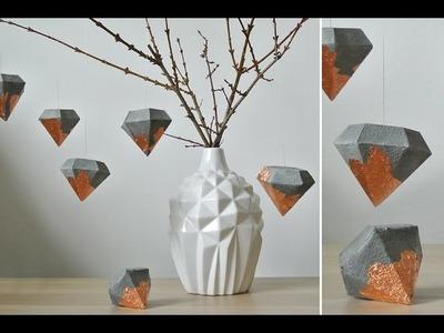 Papier wird Beton - turn Paper into Concrete
