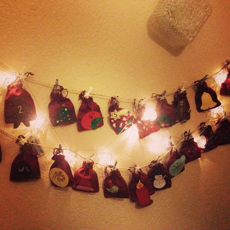 #Vorweihnachtszeit 5: DIY Adventskalender