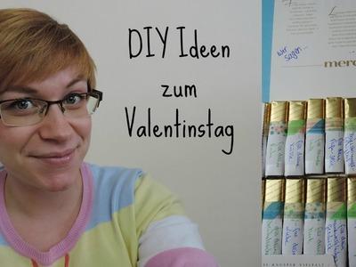 DIY Ideen zum Valentinstag | Unsere Geschenke für Papa | Frau Farbenfroh