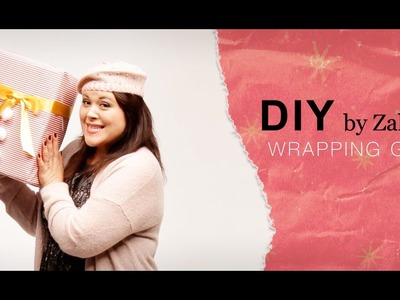 Geschenke kreativ verpacken | Christmas DIY mit Zalando Österreich