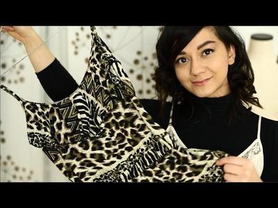 DIY Jumpsuit umnähen kleiner und praktischer machen. how to sew a jumpsuit smaller