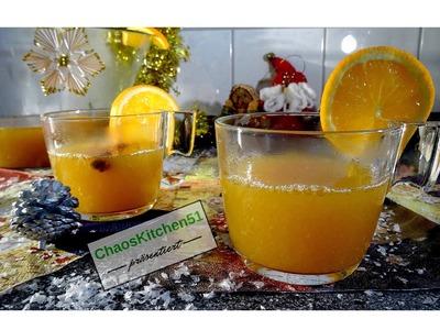 """California Christmas Punsch - DIY  alkoholfrei lecker Punsch  """"Weihnachts Kooperation"""""""