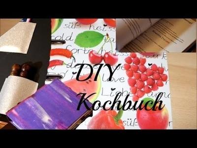 DIY KOCHBUCH | inkl. Einkaufszettel & Gewürze