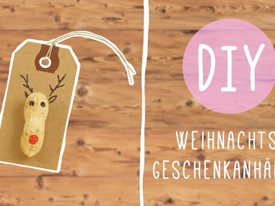 DIY mit Nina Moghaddam: Selbstgemachte Weihnachtsgeschenke-Anhänger