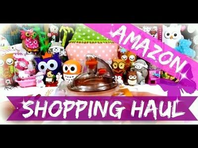 Amazon Shopping Haul Video ♥ Bastelbedarf ♥ Fiskars Shape Cutter, Clear Stamps, Schablonen