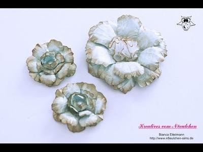 Craft-Update: Papierblumen