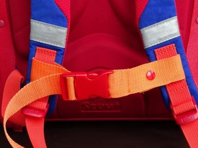 DaIsY´s DIY -  Brustgurt für Schulranzen selber nähen bzw herstellen