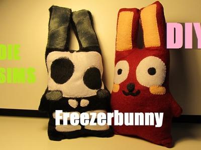 DIY The Sims Freezer Bunny selber nähen (deutsch) HD