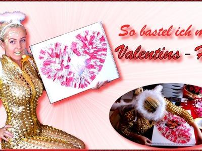 DIY Valentins-Geschenk Idee. Ideas for Valentines Day Einfach Echt Julia