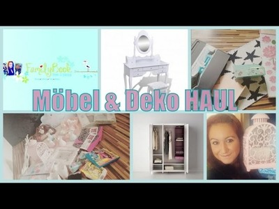 IKEA Haul l DM Haul l Action l Möbel & Deko Haul l Familybook