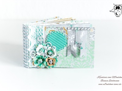 [Watch me Craft] Mini-Mini-Album