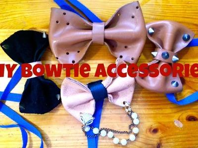 DIY Bowtie Accessories (Deutsch, English Sub)