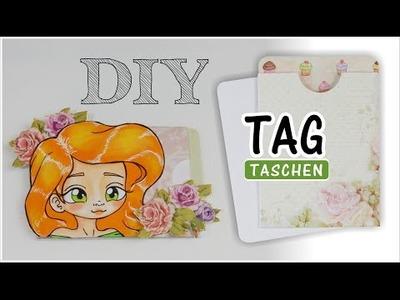 [DIY.Tutorial] ✿ Luna Like ✿ TAG Taschen basteln