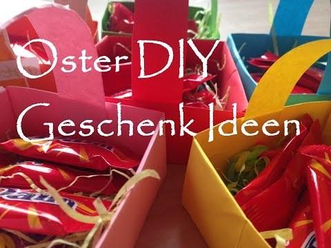 Oster DIY Gschenk Ideen|Vi