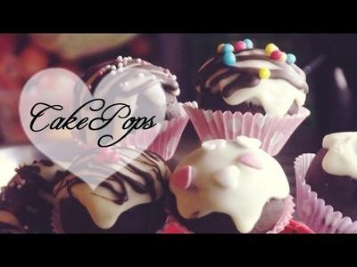 DIY - Cake Pops