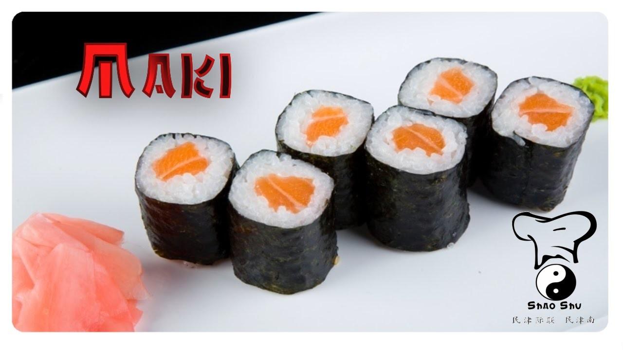 ☯ Sushi Maki selber machen. Maki Selfmade Sushi. DIY. How To