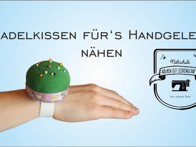 DiY Nadelkissen für's Handgelenk
