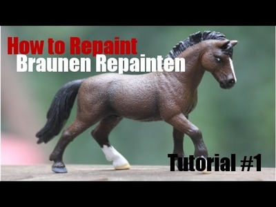 How to repaint! Was brauche ich an Material? - Tutorial #1