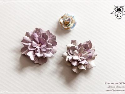 Papierblumen [DIY] [Tutorial]