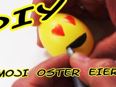 DIY - EMOJIEIER - OSTERSPEZIAL