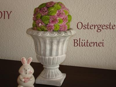 DIY | Ostergesteck | Blütenei | einfach und schnell | Just Deko