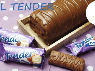 DIY | XXL Tender | Tender Torte | AMAZING CAKE | lecker | Schokorolle