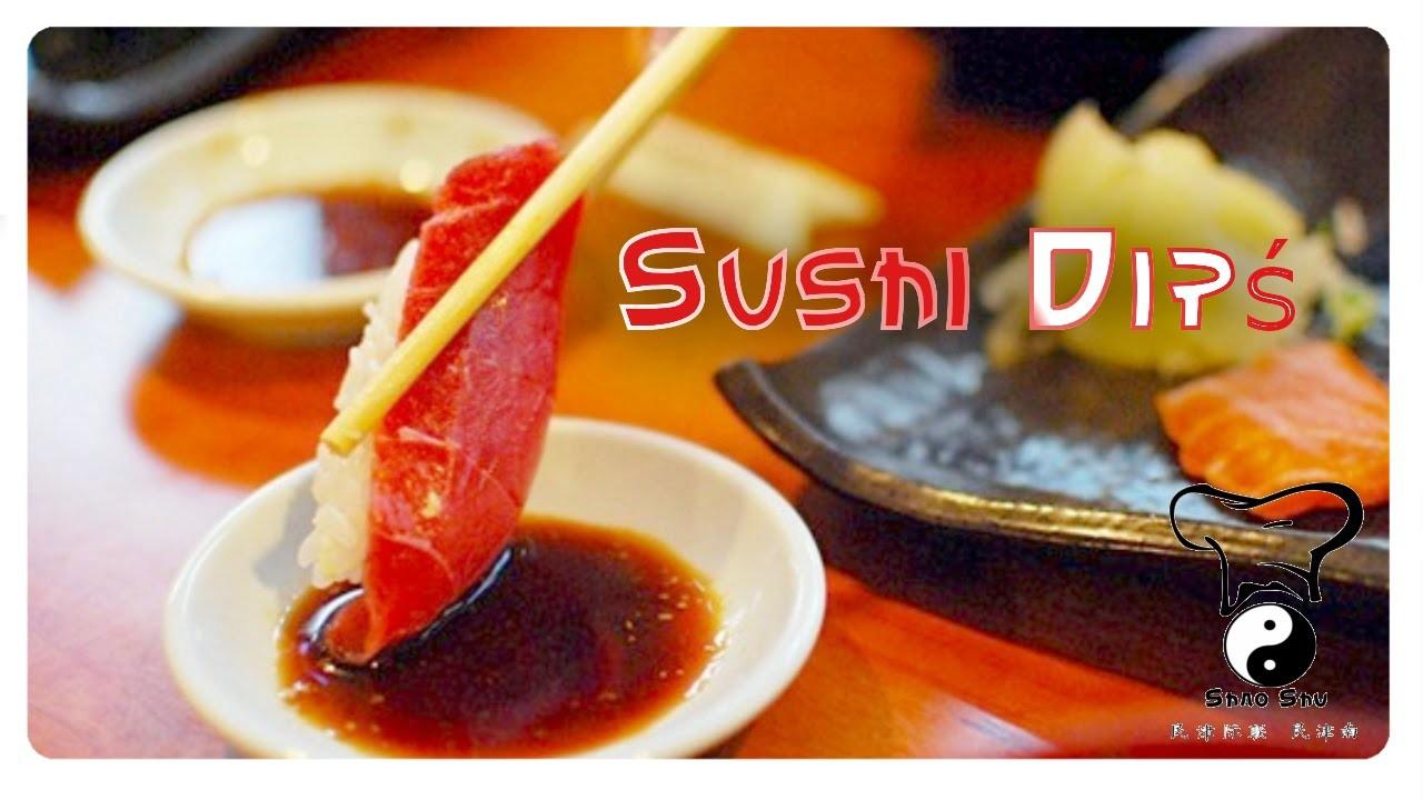 sushi selber machen selfmade sushi dip diy how to. Black Bedroom Furniture Sets. Home Design Ideas