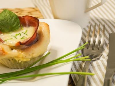 DIY- SONNTAGSBRÖTCHEN. 5 min. Frühstücksmuffins | CAKE TIME