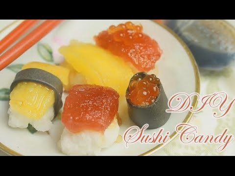 DIY Sushi Candy Kit | deutsch
