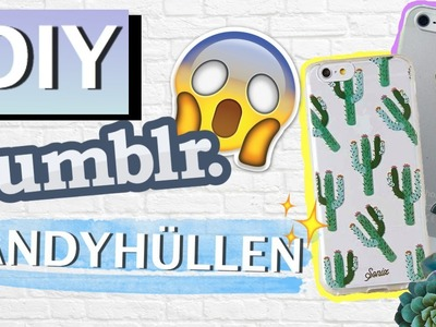 Diy tumblr Handyhüllen.Diy Phone cases