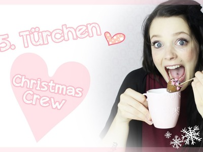 GESCHENKIDEE - LÖFFELSCHOKOLADE  | #ChristmasCrew Türchen 5.24