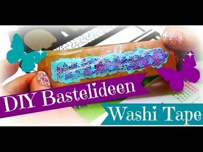 Wie kann man Washi Tape selber machen? #2 | Basteln mit Nagellack und Klebeband | DIY Ideen