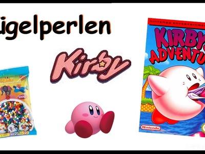 Bügelperlen Kirby