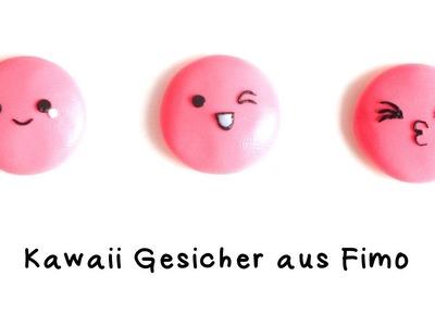 [Fimo] Kawaii Gesichter aus Fimo   Anielas Fimo