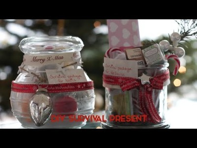 DIY Survival Present ❄ XMAS ❄  by Rosella Mia