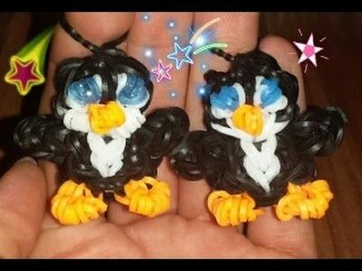 Anleitung loom Pinguin